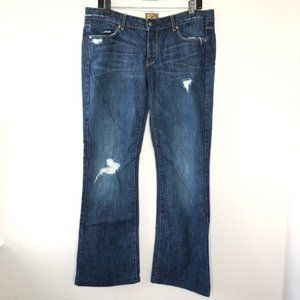 RICH & SKINNY Boot Cut Blue Jeans Size 29